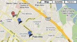 Google Maps voor mobiele apparaten